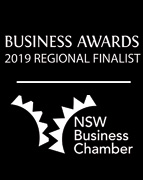 Spin Design Local Business Regional Award Finalst